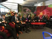 BBC News SR visit to BBC East and Radio Norfolk (1)
