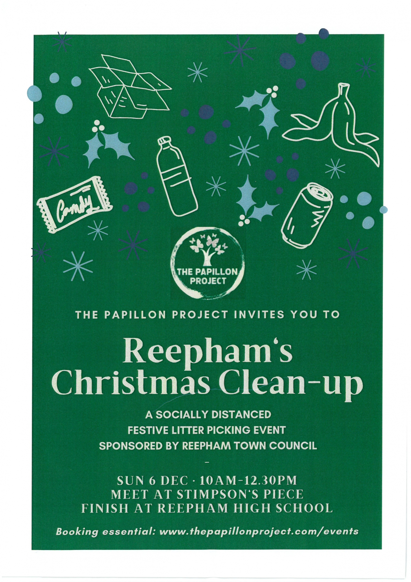 Reepham's Christmas Clean Up (002)